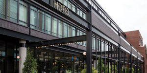 Bangun Hotel, pakai konstruksi baja