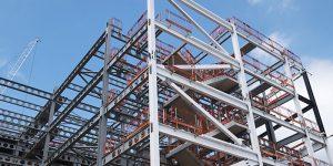 Konstruksi Baja Bangun Pabrik