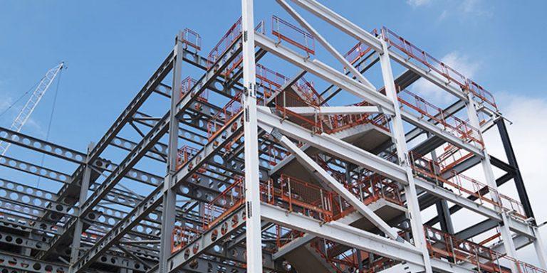 Konstruksi Baja , pilihan tepat untuk Bangun Pabrik