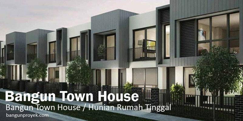 Bangun Town House