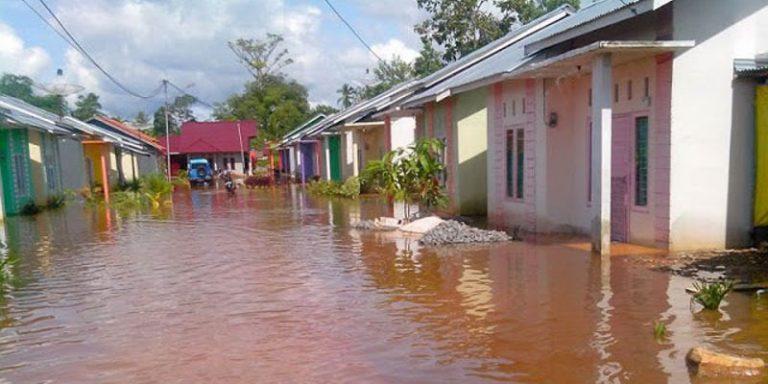 Rumah sering Banjir ? pasang Dak Keraton